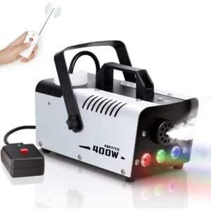 Amitito Portable LED Smoke Machine