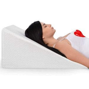 Ebung Bed Wedge Pillow for Restful and Comfortable Sleeping