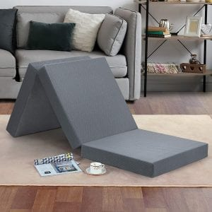 Olee Sleep Single Size Tri-Folding Mattress