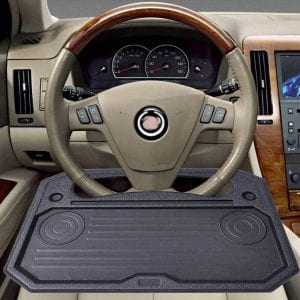 XBY-US Car Steering Wheel Desk for Drivers