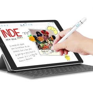 Active Stylus Pen Compatible with iOS&Android Touch Screens