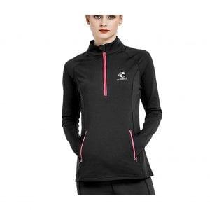 CT-Tebrun Women's Thermal Fleece Running Jacket