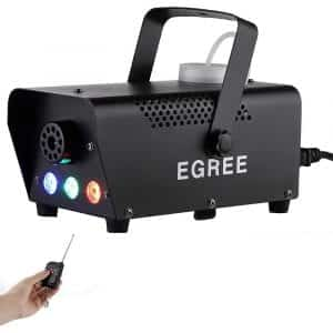 EGREE Professional DJ Smoke Machine
