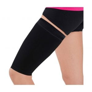 Pure Compression Sleeve Hamstring, Quadriceps Groin Pull, and Strains Thigh Support