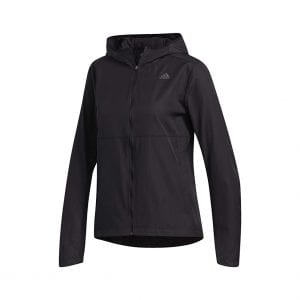 Adidas Women's Own the Run Hooded Jacket