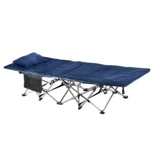 ELTOW Cozy Folding Camping Cot