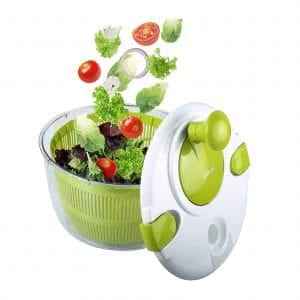 OVOS 5 Quarts Salad Spinner