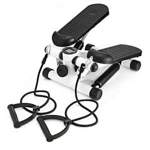 Outtive Portable Twist Fitness Mini Stair Stepper