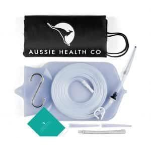 AUSSIE Health Co Enema Bag Kit