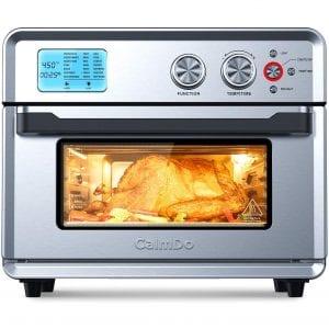 CalmDo 26.3 QT Power Air Fryer Oven