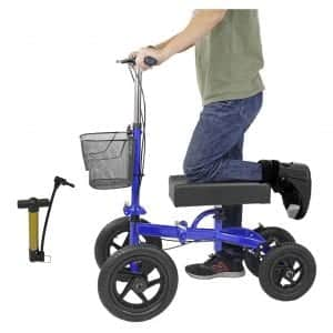 Clevr Medical Steerable Knee Scooter