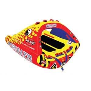Sportsstuff Poparazzi 1-3 Riders Towable Tube