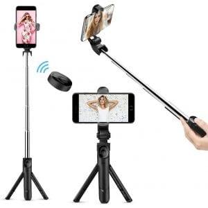 Doosl Bluetooth Selfie Stick Tripod