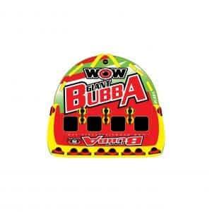 WOW Big Bubba Hi-Visibility Towable Tube