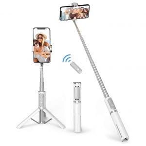 ATUMTEK 3-in-1 Selfie Stick Tripod