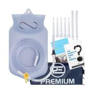PE Premium Enema Bag Kit