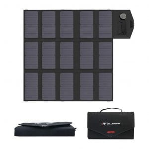 ALLPOWERS 100W Foldable Solar Panel
