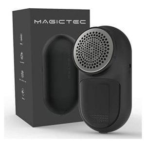 Magic Tec Rechargeable Fabric Shaver, Lint Remover