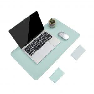 YSAGi Non-Slip Desk Pad (Pale Green)