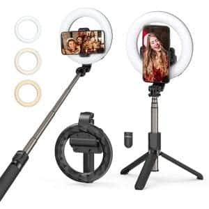Mpow Selfie Stick Tripod Stand