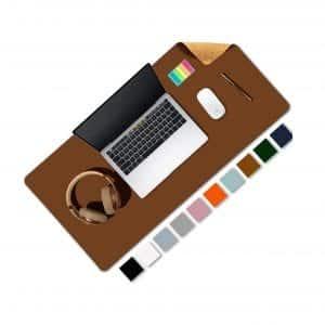 Aothia Office Desk Pad (Brown)