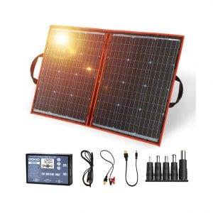 Dokio PORTABLE FOLDABLE Solar Panel