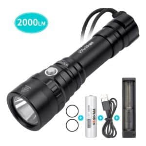 Wurkkos 150M Underwater Flashlight