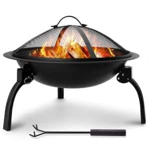 Amagabeli GARDEN & HOME Portable Fire Pit