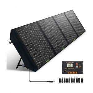 ECO-WORTHY 120W Foldable Solar Panel