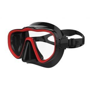 Kraken Aquatics Dive Mask with Strap