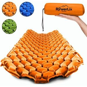 POWERLIX Self-inflating Sleeping Pad for Camping