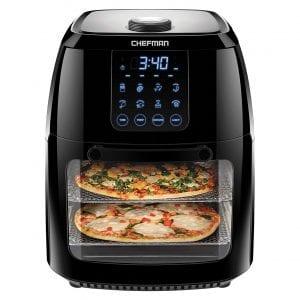 Chefman 6.3-Quart Digital Power Air Fryer Oven