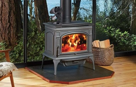 Wood Burning Stove Fans