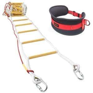 ISOP Emergency 3 - 4 Story Fire Escape Ladder