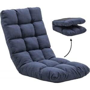FLOGUOR 8812GR 42-Position Floor Chair