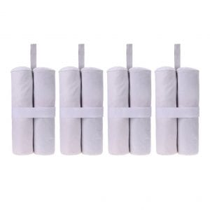 MOOCY Large Weight Bags Set of 4