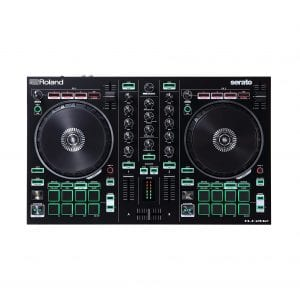 Roland Two-Channel Four-Deck DJ Controller